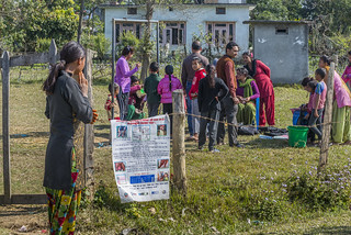 Treatment for neglected tropical diseases (NTDs) in Nepal   by RTIfightsNTDs