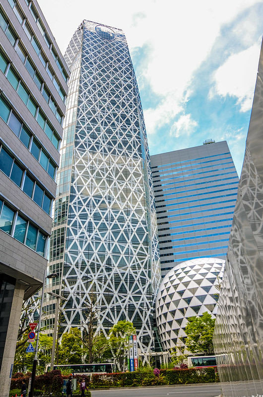 Tokyo cool building