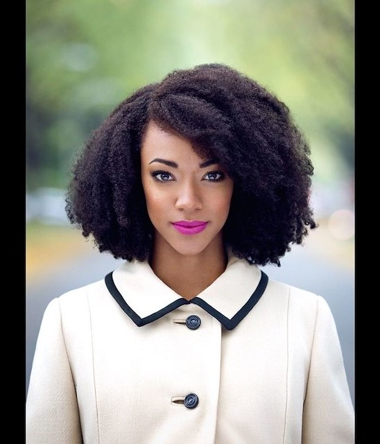Idée Coiffure : Coupe courte afro coiffure africaine femme…   Flickr