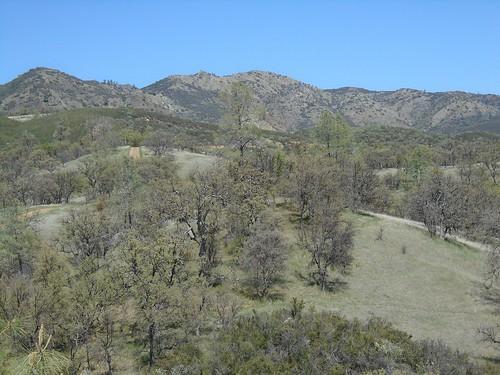 Condon Peak CG