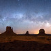 Monument Valley by Wei, Willa