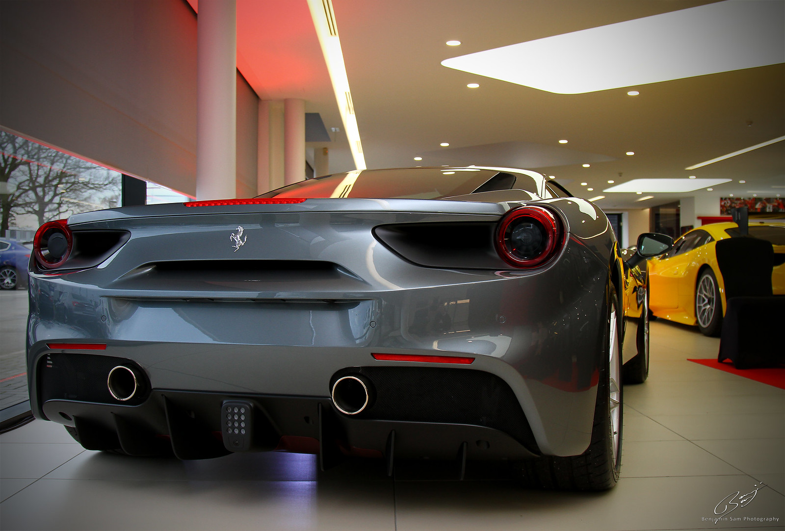 Ferrari 488 70th