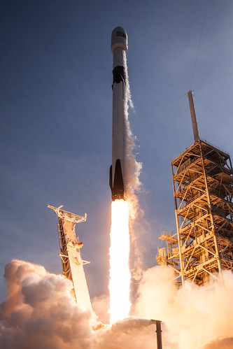 Bangabandhu Satellite-1 Mission | by Official SpaceX Photos