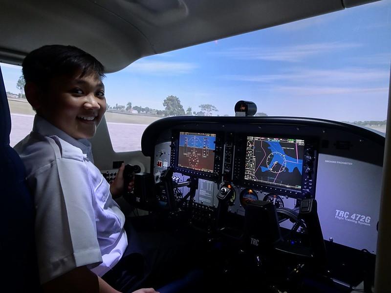 SG Aviation Training June Holidays #2