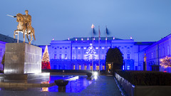 Istana Presiden, Warsawa