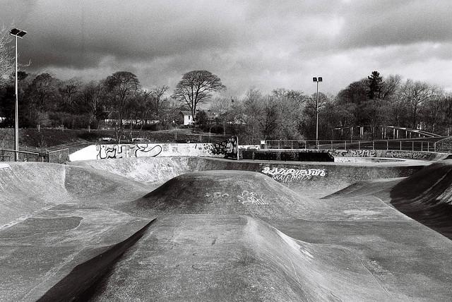 Livingston Skatepark.