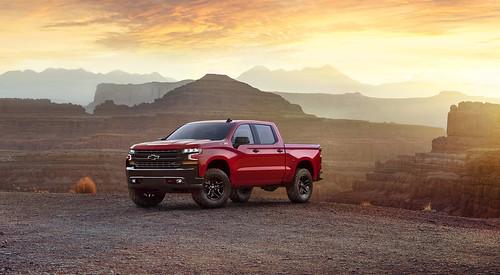 2019 Chevrolet Silverado  - 01 | by Az online magazin