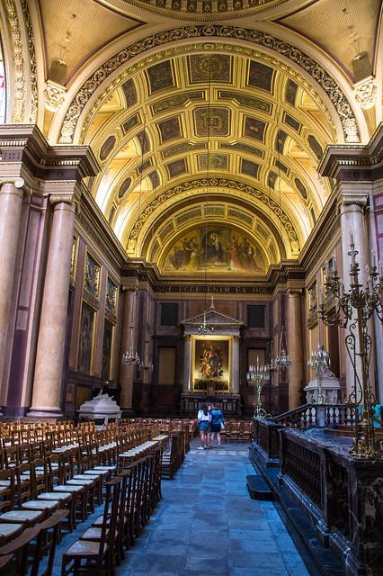 Cathedral Saint-Pierre de Rennes 04