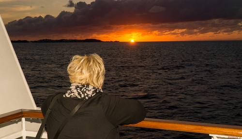 norwegianjadeenmer sony stgeorges stgeorgesparish bermudes bm coucherdesoleil sunset