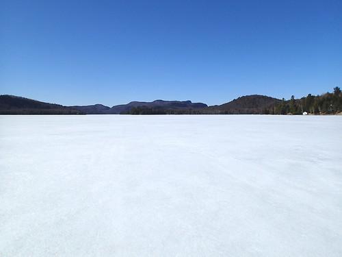 tremblant spring ice