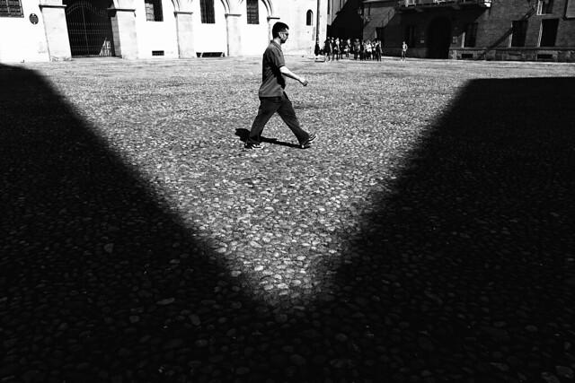 Triangular Shadow 1