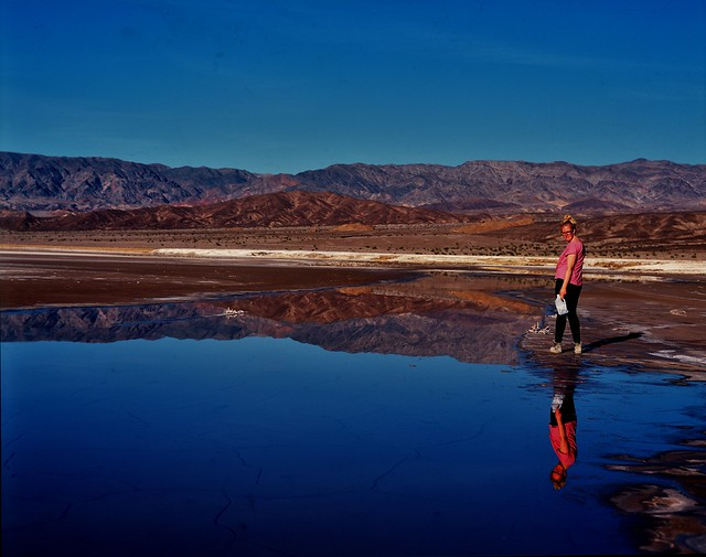 Salt Flats, Bad Water (Death Valley, California)