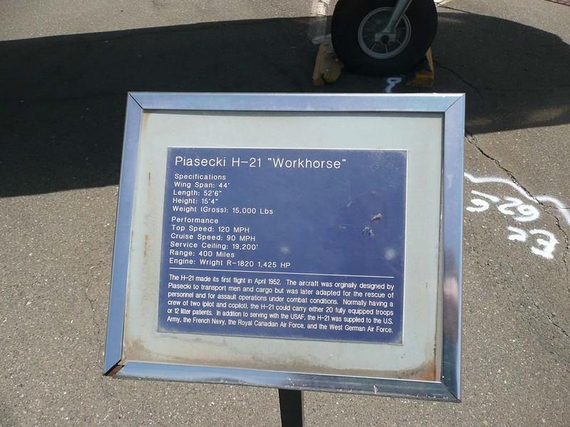 Piasecki HH-21B Workhorse 2