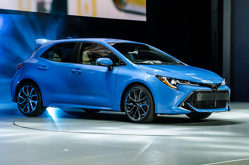 2019 Toyota Corolla XSE Photo