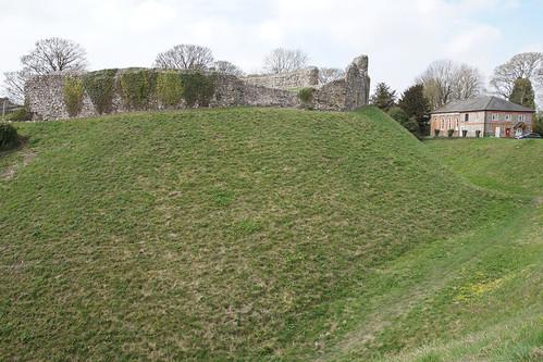 castleacre castleacrecastle norfoik england englishheritage uk eastanglia