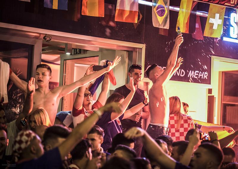 #RUSCRO #WM2018 in #Wien Ottakringerstraße
