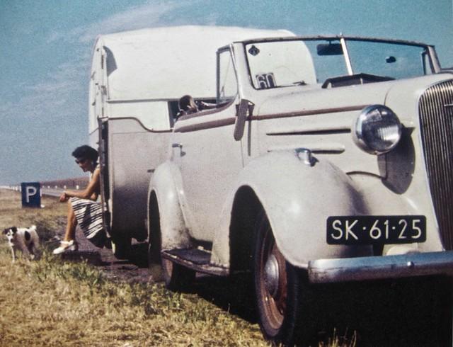 SK-61-25 CHEVROLET Cabriolet 1936
