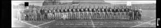 Ontario Agricultural College (OAC) Rugby Team Dominion Intermediate Inter-Collegiate Champions, Guelph, Ontario / Équipe de rugby du Collège d'agriculture de l'Ontario, championne intercollégiale dans la division intermédiaire Dominion, à Guelph (Ont