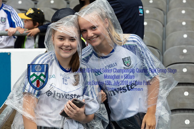 All Ireland SFC Quarter Final Group Stage 2018 -  Monaghan v Kildare.