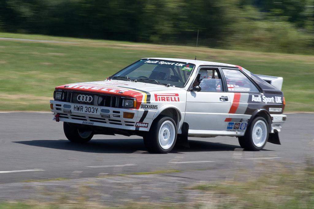 Audi Quattro HWR 303Y