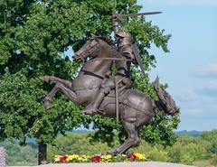 """Freedom Warrior"", Kaunas"