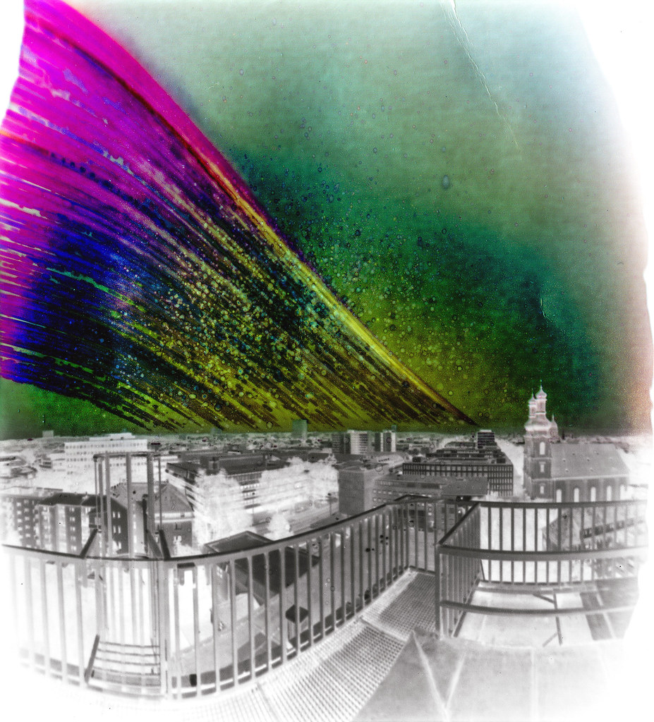 Explosion Of Color- Solargraphy (F06)