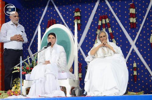 Blessings by Satguru Mata Sudiksha Ji Maharaj