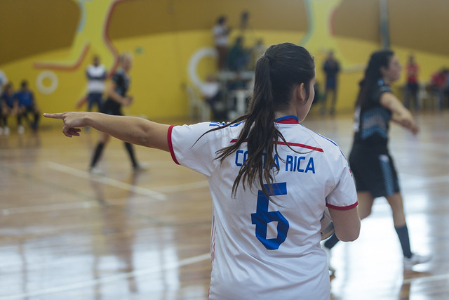 FISU America Games 2018 | Futsal
