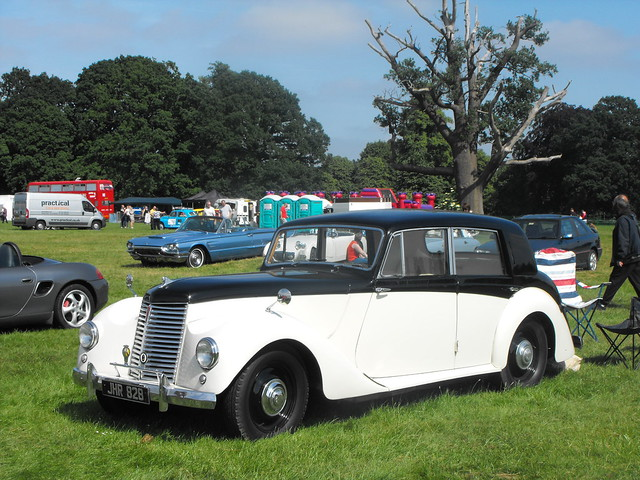 Armstrong Siddeley Whitley - JHR 828