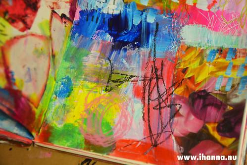 Art Journal detail | by iHanna
