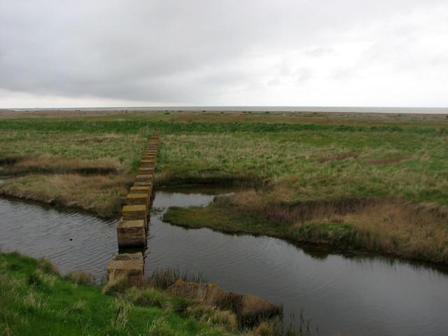 Marshes near Shingle Street