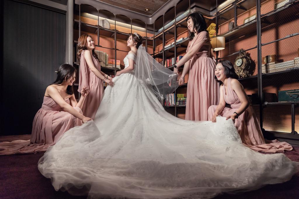 [婚攝] Luke&Dolly 婚禮紀錄@君品酒店