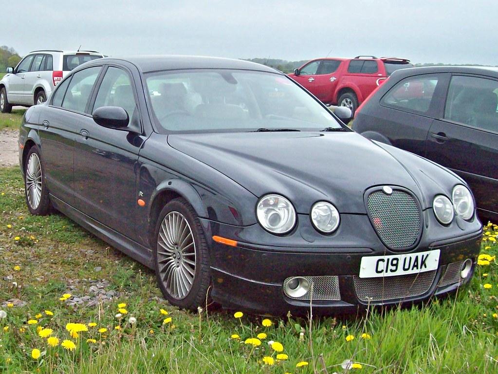 21 Jaguar S type Sports Diesel (2007)   Jaguar S type V6 ...