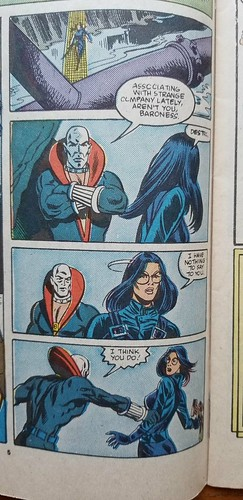 Destro and the Baroness | by yorktownjoe