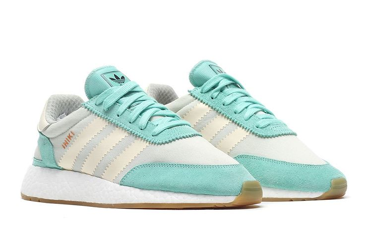 new arrivals e6d09 7a646 ... Women s Sneakers   Preview  adidas Iniki Runner Boost (Two Women  39 s