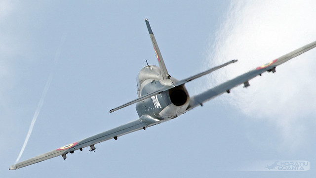 IAR-99 Standard 704 RoAF   Boboc Air Show 2018