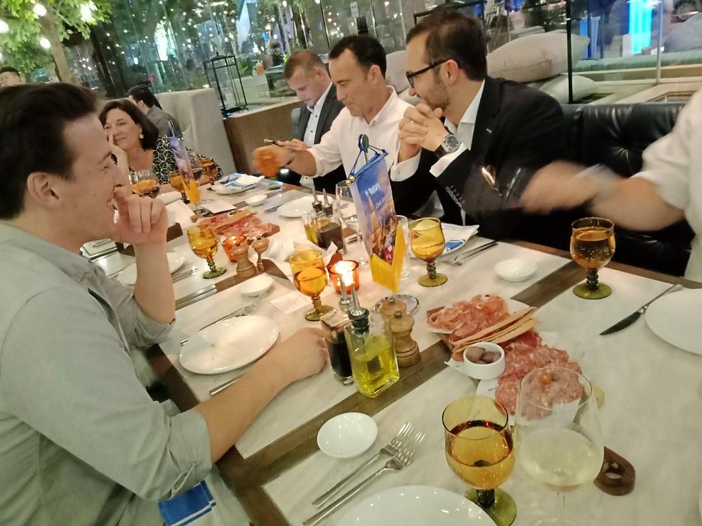 20-Jun-2018 Fellowship Dinner