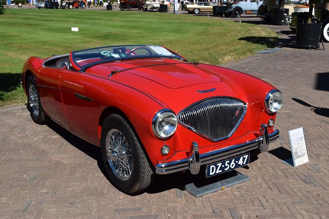 Austin-Healey 100M Le Mans 1956