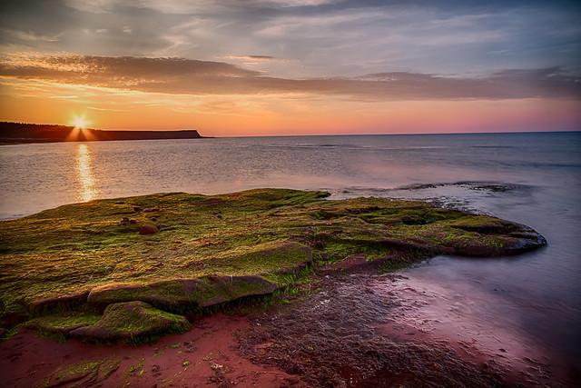 Kings Beach - Lovely Sunset
