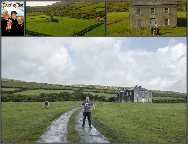 Father Ted (1995) Filming Location