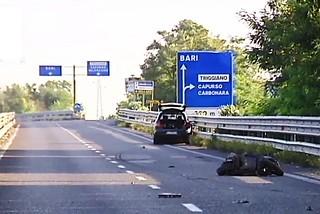 Noicattaro. Incidente mortale SS100 front | by LA VOCE DEL PAESE