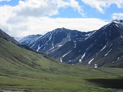 Brooks Range in Gates of the Arctic