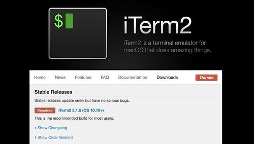 [Mac] iTerm + Zsh   by scissor lee