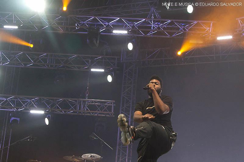 Khalid - NOS Alive 2018
