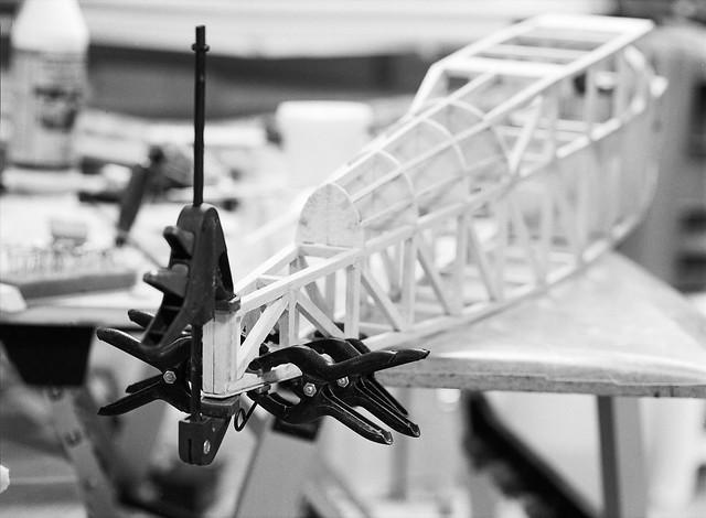 Framing up the Ben Buckle Standard Buccaneer