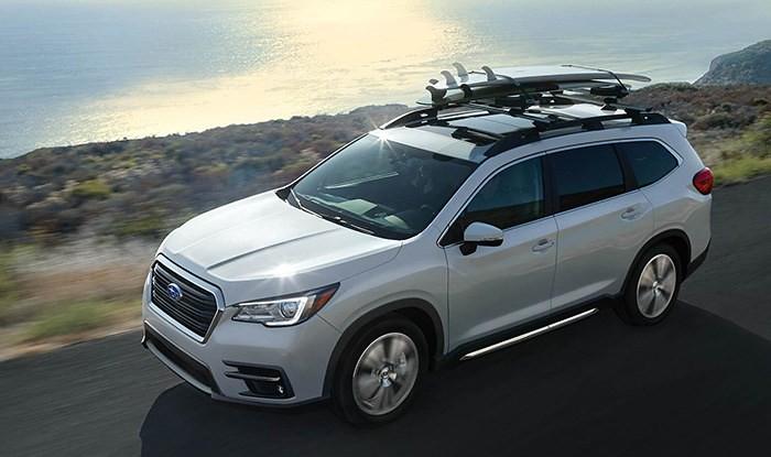 Subaru 7 Seater >> 2019 Subaru Ascent 7 Seater Exterior Design 1 The 2019 Le