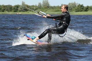 Mark kitesurfen | by NLHank
