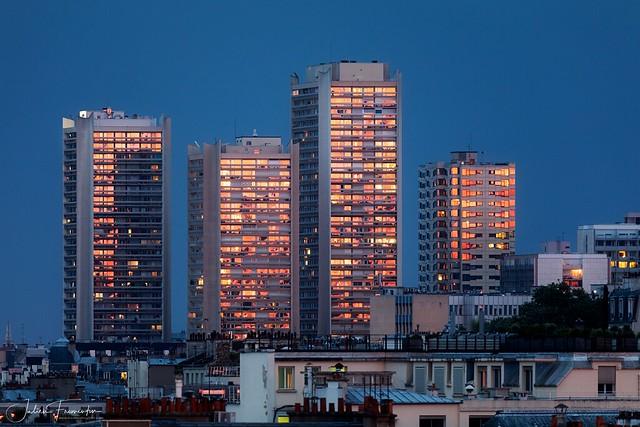 Ariane Tours, Paris