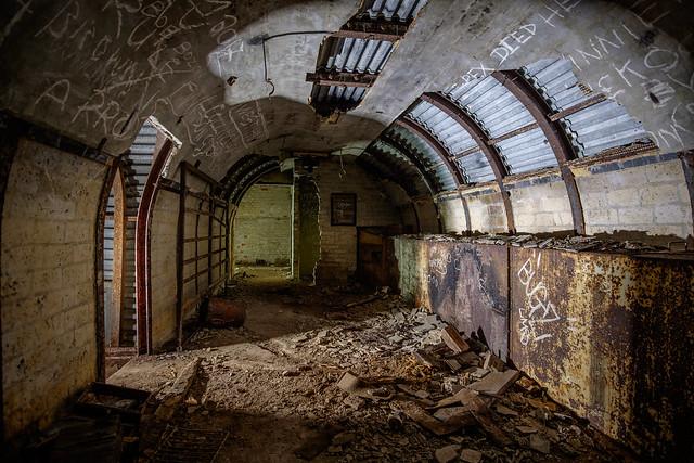 Dumpy B Communications Bunker