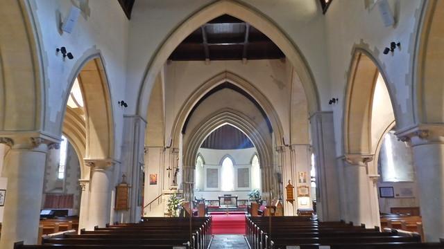 0010 St Anne's Church, Saint Anne, Alderney (Channel Islands)